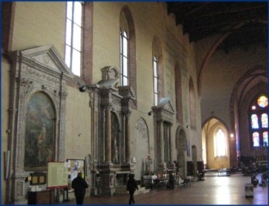 Siena-Basilica Cateriniana di S Domenico