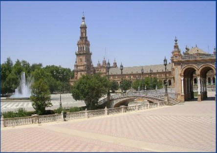 Seville, Andalucia - Spain